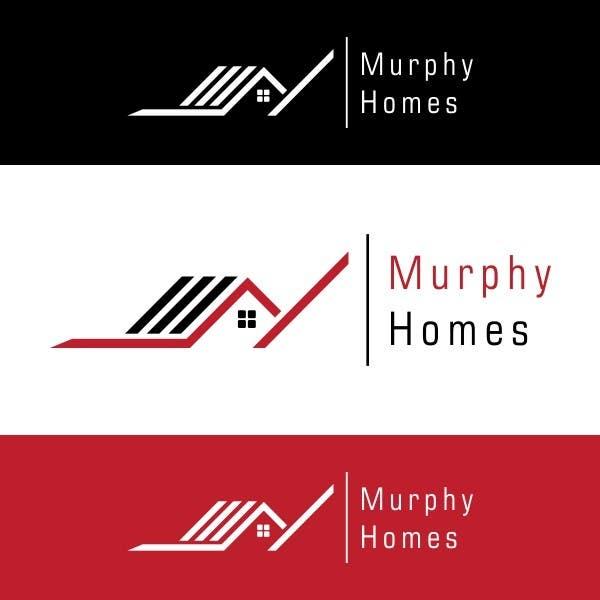 Конкурсная заявка №1494 для Logo for Murphy Homes