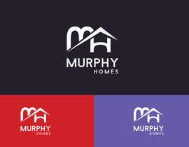 #1260 para Logo for Murphy Homes por stamarazvan007