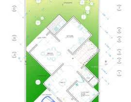 Nro 4 kilpailuun I need detailed house plan käyttäjältä Arkhitekton007