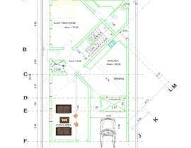 Nro 8 kilpailuun I need detailed house plan käyttäjältä Arkhitekton007