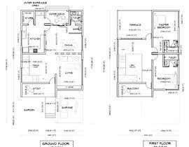 Nro 15 kilpailuun I need detailed house plan käyttäjältä Shasma