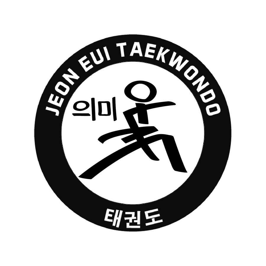 Entry 39 By Renegalvis For Taekwondo Studio Logo Design Freelancer