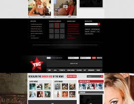 #26 for Website Design for The Young News Channel by MishAMan