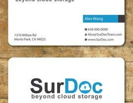 #50 para Business Card Design for SurDoc por itm2008