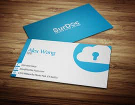 #215 para Business Card Design for SurDoc por AmrZekas