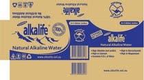 Graphic Design Entri Peraduan #12 for Package Design for alkalife Natural Alkaline Water
