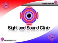 Logo Design for Sight and Sound Clinic için Graphic Design176 No.lu Yarışma Girdisi