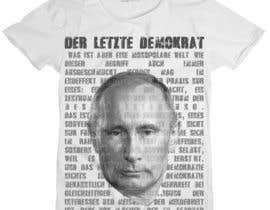 Shayotto tarafından Design eines Putin T-Shirts için no 50
