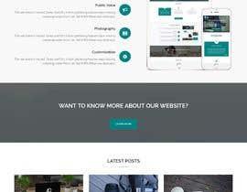 #10 for Design a website page for wordpress af souravhalder016