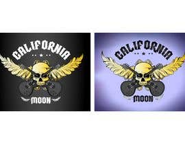 #74 cho California Moon: Rock n Roll Cover Band 's Logo bởi Aerozef