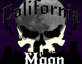 #77 cho California Moon: Rock n Roll Cover Band 's Logo bởi fracter2