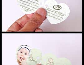 #77 untuk Print & Packaging Design for My Babes Teething & Healing Necklaces oleh imaginativeGFX