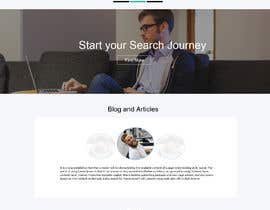 #20 untuk Homepage Website Mock oleh gauravdesigns1