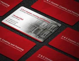 nº 2 pour Painting Company Business Card par mahmudkhan44