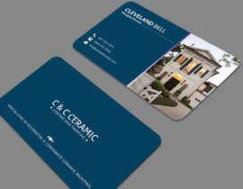 nº 229 pour Painting Company Business Card par salmanhossaincti