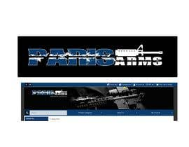 nº 11 pour Design Logo and Main Banner for Website par kipid