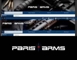 nº 42 pour Design Logo and Main Banner for Website par freelancerdez
