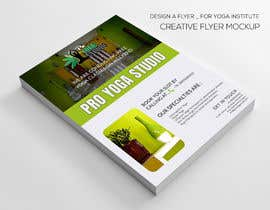 #10 for Design a Flyer _ for yoga institute by Hafizphf