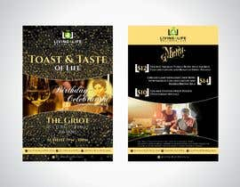 #31 for Flyer Design - Wine and Dine Theme af sandeepstudio