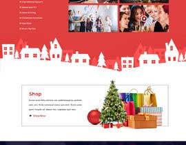 #26 for Website Mockup for Christmas Livestream site af greenarrowinfo