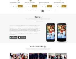 #19 for Website Mockup for Christmas Livestream site af sudpixel