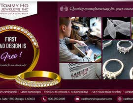 #9 cho Design Post Card for Jewelry Manufacturer (IMAGES PROVIDED) bởi webbymastro