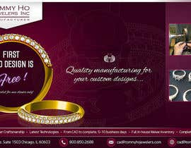 #10 cho Design Post Card for Jewelry Manufacturer (IMAGES PROVIDED) bởi webbymastro