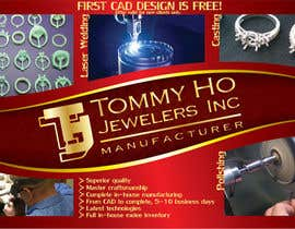 #4 cho Design Post Card for Jewelry Manufacturer (IMAGES PROVIDED) bởi qwertzy