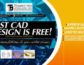 #1 cho Design Post Card for Jewelry Manufacturer (IMAGES PROVIDED) bởi ThreeHundredK