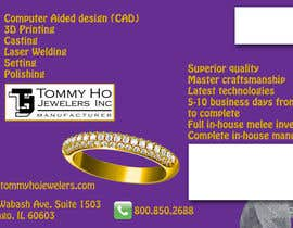 #21 cho Design Post Card for Jewelry Manufacturer (IMAGES PROVIDED) bởi AlexVarbanov