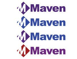 #37 for Logo Design for Maven by stanbaker
