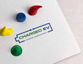 #157 untuk Electric vehicle charger & installation company requires modern Logo Design oleh shohanur32