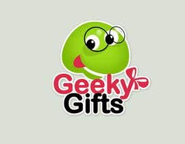 #251 för Logo Design for Geeky Gifts av pinky