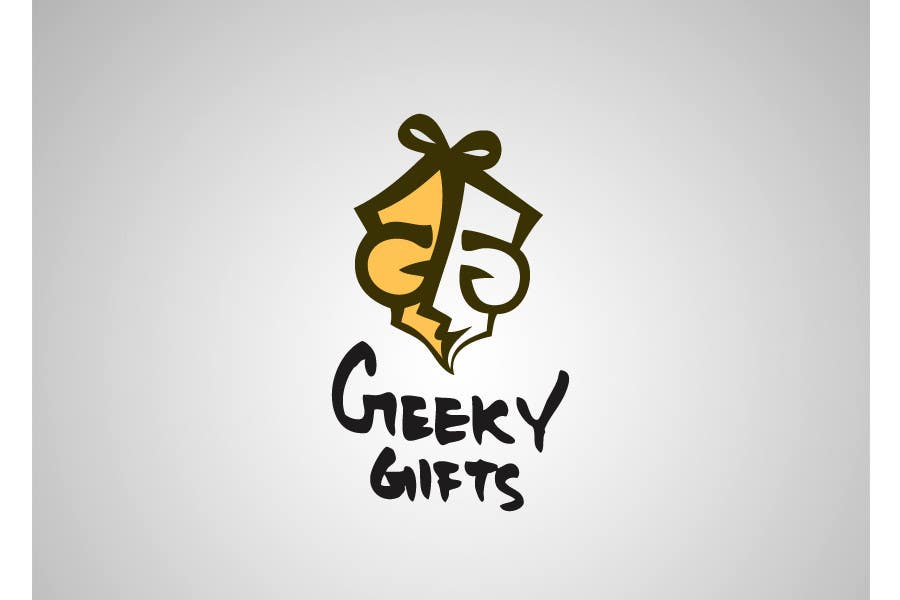 Contest Entry #                                        293                                      for                                         Logo Design for Geeky Gifts