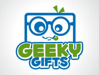 Contest Entry #                                        77                                      for                                         Logo Design for Geeky Gifts