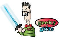 Graphic Design Contest Entry #366 for Logo Design for Geeky Gifts