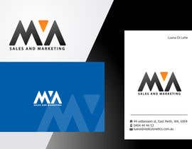 sproggha tarafından Logo Design for MVA Sales and Marketing için no 203
