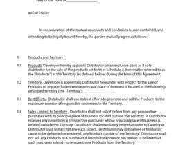 kalaja07 tarafından Spirit/Wine/Beer Import Exclusivity agreement - UK/EU Law için no 1