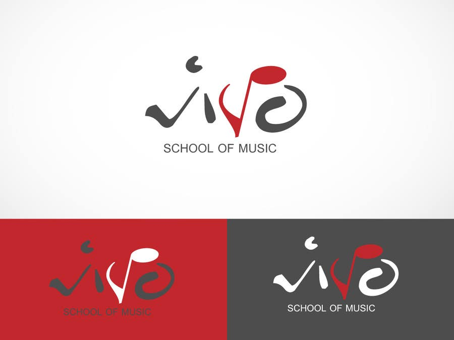 Конкурсная заявка №404 для Logo Design for Vivo School of Music
