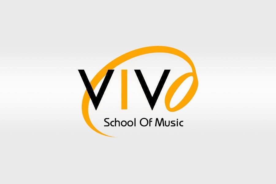 Конкурсная заявка №440 для Logo Design for Vivo School of Music