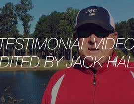 #34 for Video Editing/Production -> Customer Testimonial With Examples by JackHall97