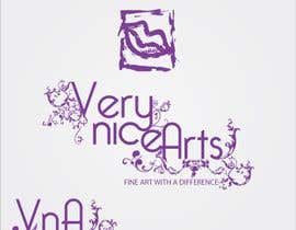 #246 para Logo & Namecard Design for Very Nice Arts por ikandigraphics