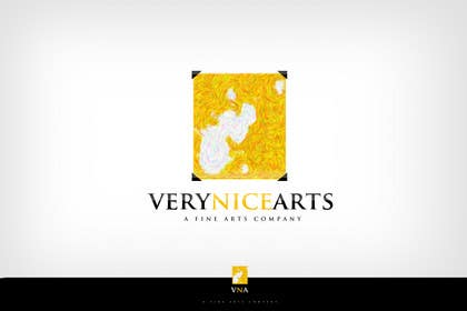 #143 para Logo & Namecard Design for Very Nice Arts por Nadasol