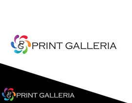 #259 for Logo Design for PrintGalleria by akshaydesai