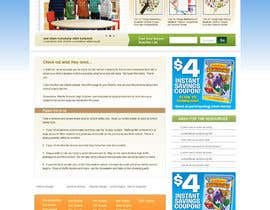 #54 para Website Design for School-Supply-List.com por wedesignvw