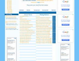 #53 for Website Design for School-Supply-List.com af UmairStuDiOs