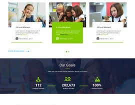 #10 for Design a Website Mock-up School Wbsite.. by webmastersud