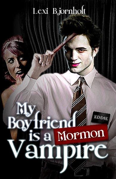 Konkurrenceindlæg #75 for Mormon Vampire Lampoon