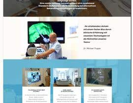 #33 for Wordpress Website for 3D Dental Implantology by introweb