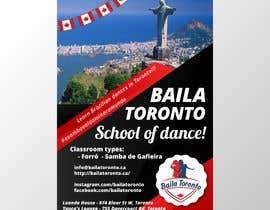 #4 para Flyer para escola de dança por PedroCorderoT